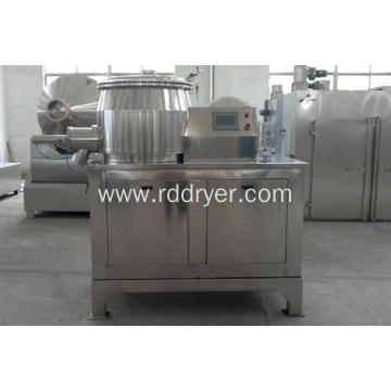 High Speed High Performance Ghl Series Rapid Wet Mixing Granulator